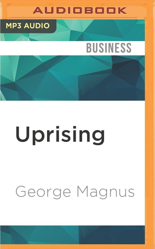 Read Online Uprising: Will Emerging Markets Shape or Shake the World Economy? PDF