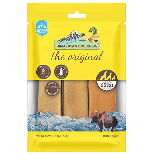 - Himalayan Dog Chew, Mixed Pack 10.5 Oz. (Contains 3 Pieces)
