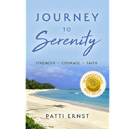 Journey To Serenity Strength Courage Faith Ebook Ernst Patti Kindle Store Amazon Com