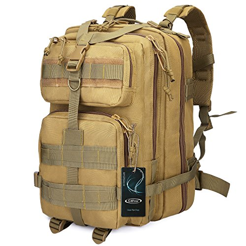 G4Free 40L Sport Outdoor Military Backpack Tactical Backpack Molle Backpack Military Rucksack...