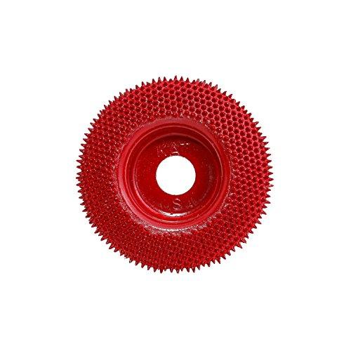 Red Coarse Grit Power Rasp by Hoof Boss