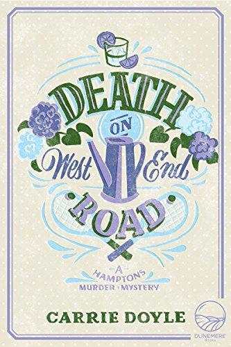 Death on West End Road: Volume 3 (Hamptons Murder Mysteries)