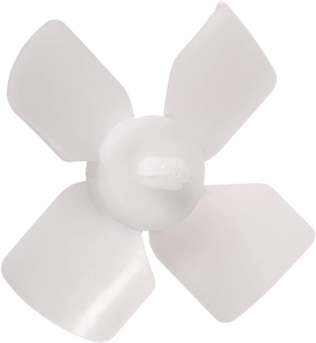 Lifetime Appliance 5308000010 Evaporator Fan Blade Compatible with Frigidaire Refrigerator