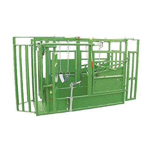 Jaula de contención A 5000 K, tratamientos desabots-302500 pintada ...