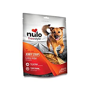 Amazon.com : Nulo Freestyle Jerky Dog Treats: Healthy