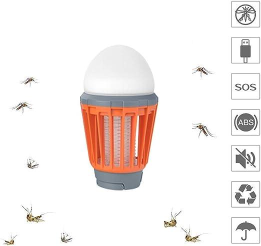 Lámpara De Mosquito Electrónica Caja De Seguridad USB Sin Química ...