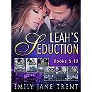 Leah's Seduction (Books 5-10)