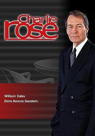 Charlie Rose - William Daley /Doris Kearns Goodwin (November 7, 2012) (Daniel Day Lewis Lincoln)