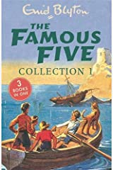The Famous Five Collection 1: Books 1-3 (Famous Five: Gift Books and Collections) Paperback