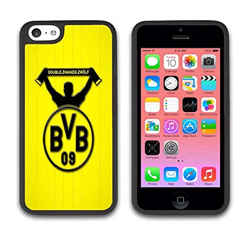 iPhone 5 C Carcasa Funda protectora Case Fútbol Club Logo ...