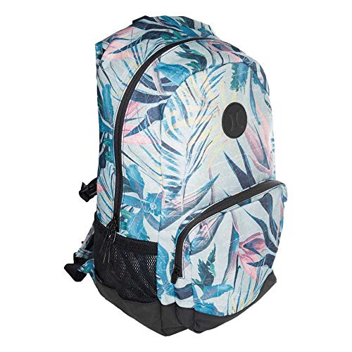 Hurley Renegade Printed Backpack, Multi/Black