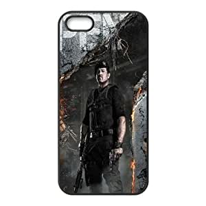 iPhone 4 4s Cell Phone Case Black The Expendables 2 OJ505693