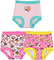 Nickelodeon Baby-Girls' Paw Patrol Girl 3 Pack Training