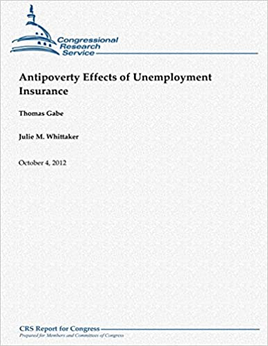 Book Antipoverty Effects of Unemployment Insurance