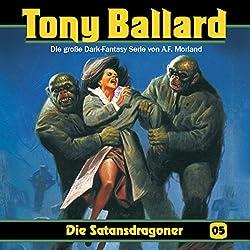 Die Satansdragoner (Tony Ballard 5)
