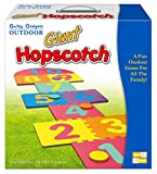 Guilty Gadgets  Hopscotch Giant EVA Outdoor Garden Game Childrens Play Kids Toy (Hop scotch)