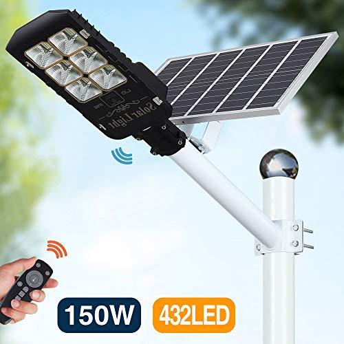 Outdoor Solar Street Lamps in US - 5