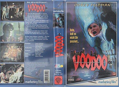 Voodoo [Alemania] [VHS]: Amazon.es: Nance, Jack, Melendez ...