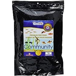 Northfin Food Community Formula 0.5Mm Pellet 1Kg Package