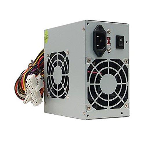 BD&A A-Power Dual-Fan AGS 450W 20+4-pin ATX Power Supply w/SATA 80mm Low Noise FCC by BD&A (Image #1)