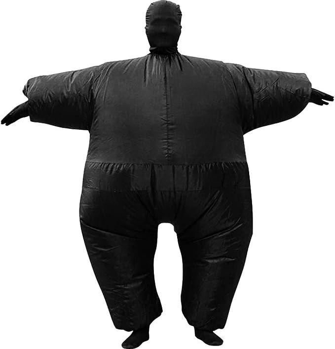 Amazon.com: HUAYUARTS - Traje de cuerpo entero inflable para ...