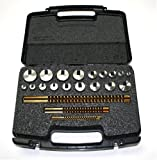 Hassay Savage 15440 #40 Metric Assortment (24 pieces) with 2 mm to 8 mm Keyway Range and Case