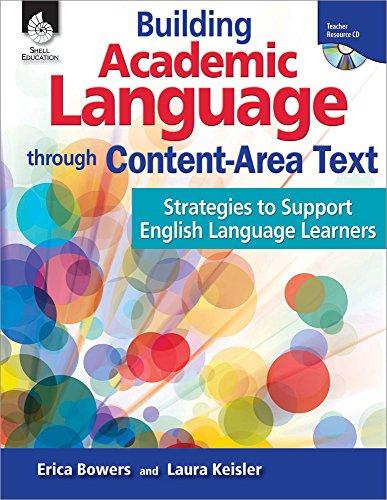 building academic language - 4