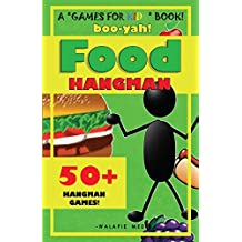 Boo-Yah! Food Hangman (Boo-Yah! Hangman)