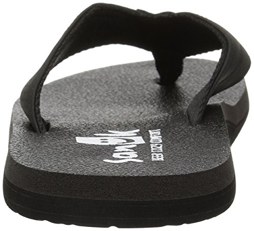 Sanuk-Men-039-s-Beer-Cozy-Coaster-Flip-Flop-Choose-SZ-color thumbnail 4