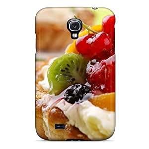 Durable Fruit Topped Sweet Cake Back Case/cover For Galaxy S4