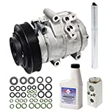 hummer h3 clutch - New Genuine OEM AC Compressor & Clutch + A/C Repair Kit For Hummer H3 - BuyAutoParts 60-83696RN New