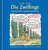 Die Zwillinge: Johann Mayrs Satierkreiszeichen. 21. Mai bis 21. Juni