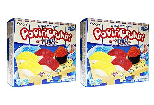 Kracie Popin Cookin Tanoshii Sushi DIY Candy