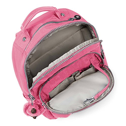 Macaroons Deep Backpack Solid Seoul GO Pink Small Purple Kipling nqxFAU86wf
