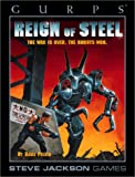 GURPS Reign of Steel, David Pulver, 1556343302