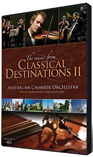 Price comparison product image Classical Destinations 2 (Music From Classical Destinations Series 2) [DVD]