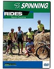 Spinning® Fitness DVD Rides North Carolina, Full Color, 7254