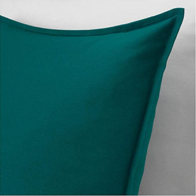 Ikea GURLI - Juego de 4 Fundas de cojín (50 x 50 cm, 100 ...