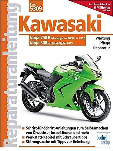 Kawasaki Ninja 250 R (2008-2012) 300 (ab 2013): Amazon.es ...