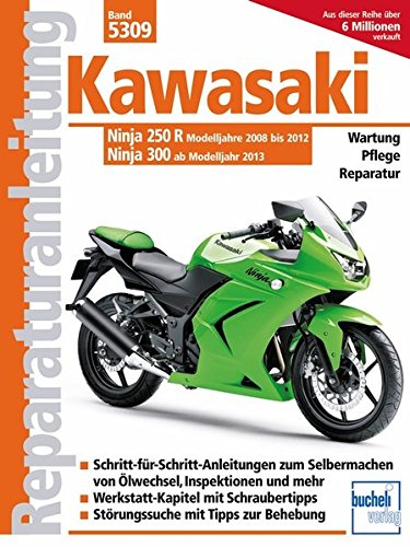 Kawasaki Ninja 250 R (2008-2012) 300 (ab 2013 ...