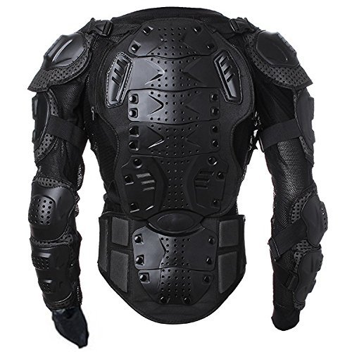 Men's Motorbike Motorcycle Protective Body Armour Armor Jacket Guard Bike Bicycle Cycling Riding Biker Motocross