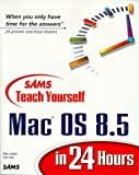 Teach Yourself Mac OS 8 in 24 Hours, Rita Lewis, 0672313359