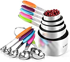 U-Taste Measuring Cups and Spoons Set