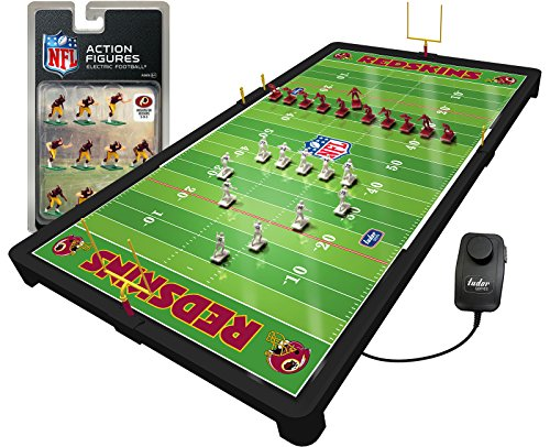 Washington Redskins NFL Deluxe Electric Football Game ()