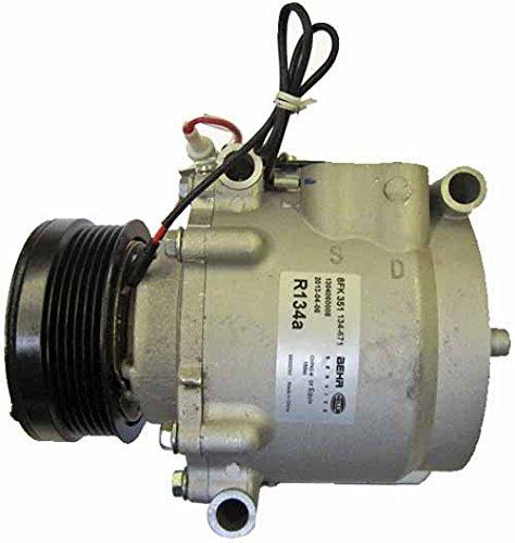 Behr Hella Service 351134671 Compressor for Saab 900/9-3 1994-2003 ()