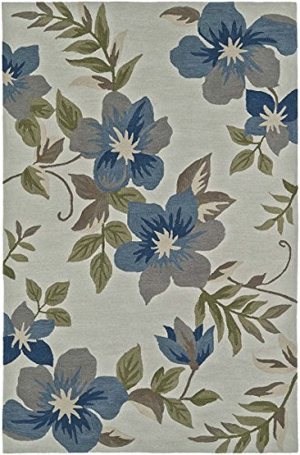 Dalyn Rugs Mm6bl8x10 Maui Area Rug 8 Quot X 10 Quot Ivory Blue