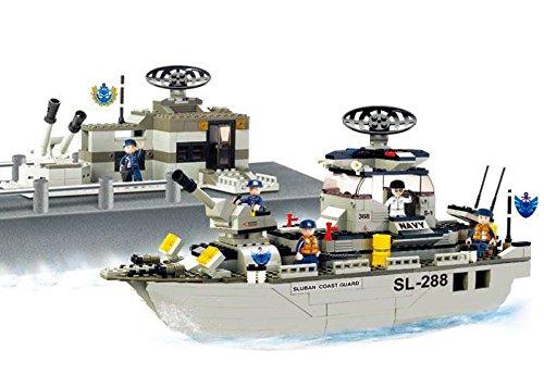 AFM block series NAVY frigate Battleship by AFM