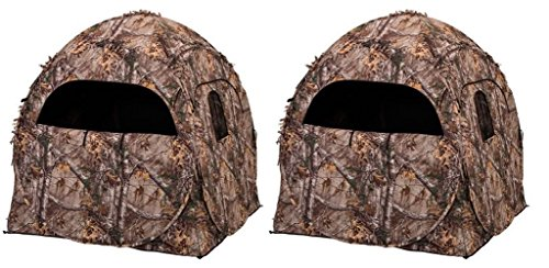 Ameristep Doghouse Ground Blind (2 PACK) by Ameristep (Image #1)