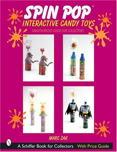 Spin Pop Interactive Candy Toys pdf epub