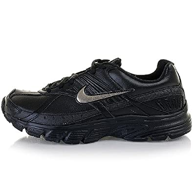 ba5b8136260 Nike Xcentuate Chaussures De Course A Pied En Cuir Sport Basket Pour Homme  Neuve 42 Black